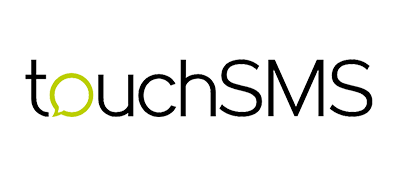 TouchSMS logo