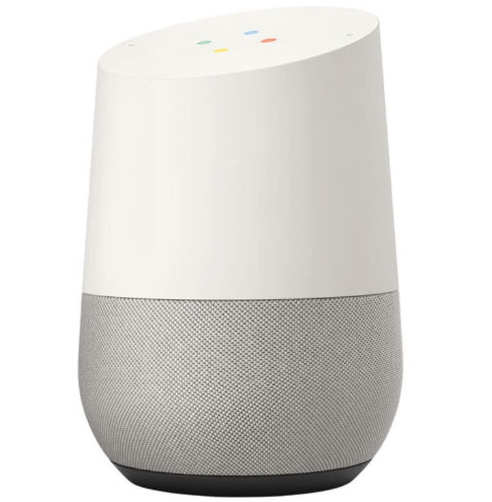 Top gift ideas 2017 - Google home