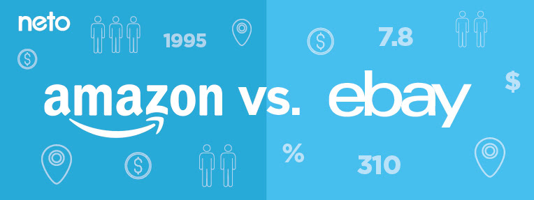 Ebay Vs Amazon Australia Or Both Neto