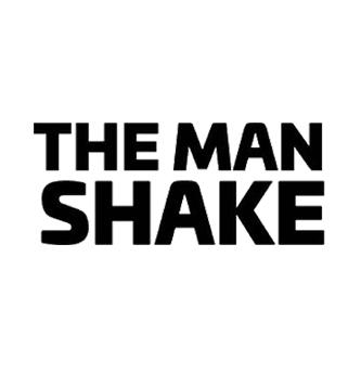 The Man Shake logo