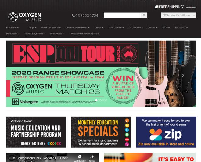 oxygenmusic.com.au